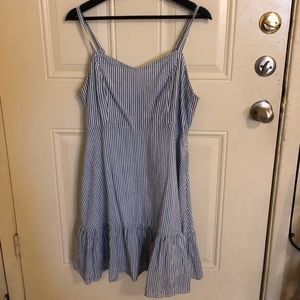 Old navy fit and flare dress